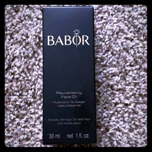 New Babor Rejuvenating Face Oil